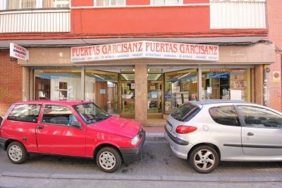Tienda Puertas Garcisanz