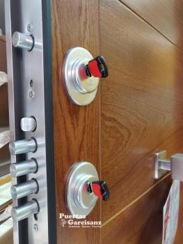 Puertas Acorazadas Valladolid Thor 20 Plus - Thor 20 - Eco Thor de Cabma