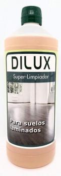 Dilux super limpiador de suelos laminados en Valladolid