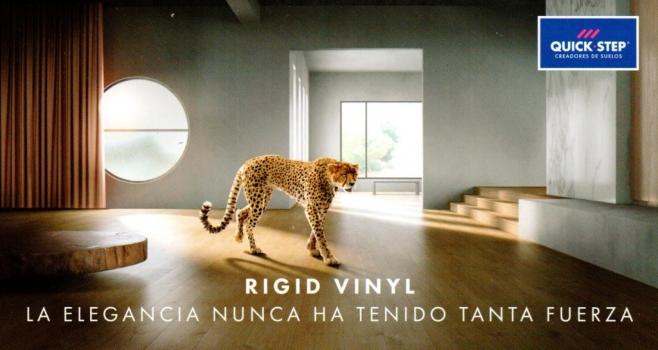 Suelo de Vinilo Rigido Quick-Step Rigid Vinyl en Valladolid