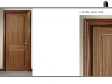 Puertas de madera Mod. 02