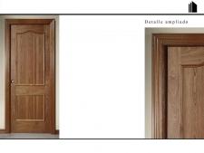 Puertas de madera Mod. 4