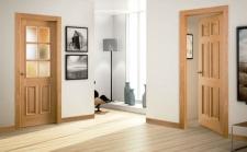 Puertas de madera Mod. Batuta Castalla