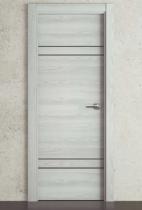 Puertas laminadas -Vinilo - Polímero - De interior
