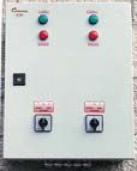 ELECTRIC CONTROL PANELS AND...