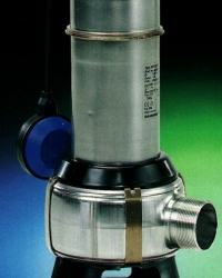 AP-35 submersible pump, with...