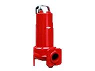Bombas submergibles para aguas sucias 1 HP/220-380V. Modelo SOF