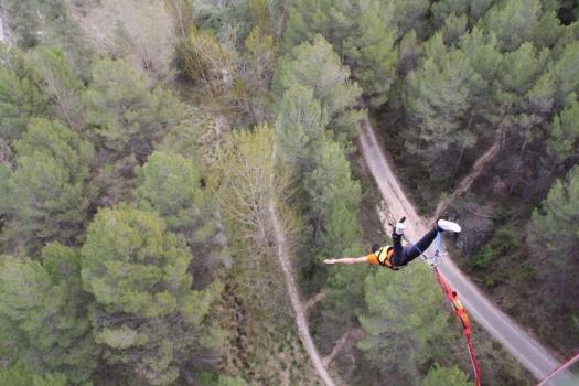Puenting y bungee jumping: el salto que necesitas dar