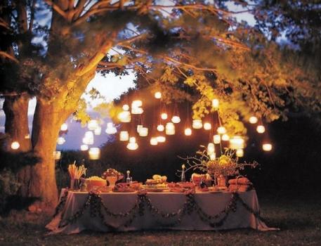 Cena en Santa Elena