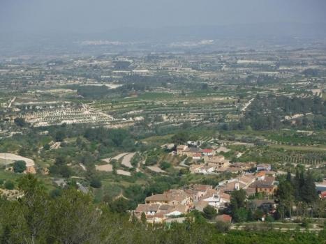 Tierra de batalla: las huellas de la Guerra de la Independencia en la Vall d'Albaida