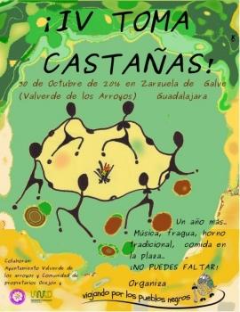 IV TOMA CASTAÑAS
