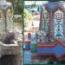 Restauración y sustitución de azulejos de ceramica Fuente