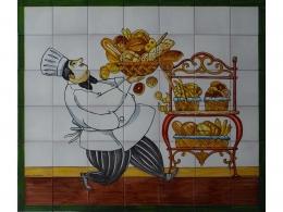 bodegon,ceramica,panadero,decoracion