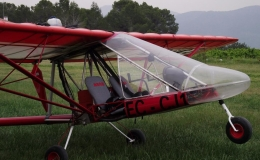 Microlight flights