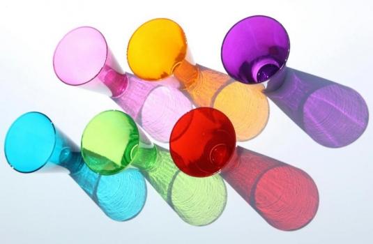 Artesanía del vidrio