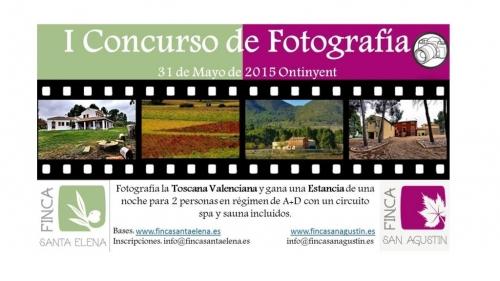 I CONCURSO DE FOTOGRAFÍA DE LA FINCA SAN AGUSTÍN