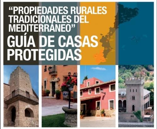 La Finca San Agustín único alojamiento hotelero incluido en una guía nacional de casas protegidas