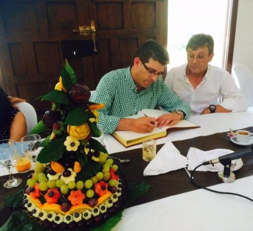 Coeval y la Diputación de Valencia celebran una jornada de trabajo en la Finca San Agustín