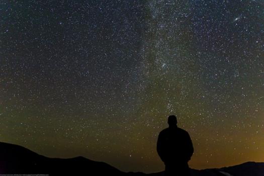 Lluvia de estrellas: Leónidas