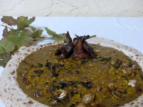 Gazpacho de Mariola: el plato más autóctono