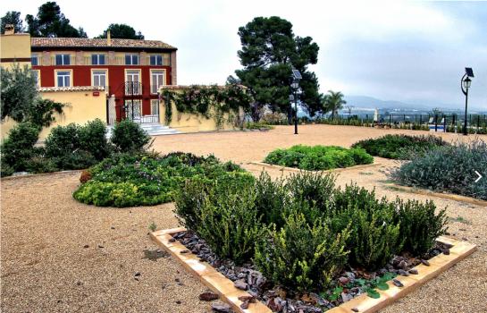 Jardin de la Finca San Agustín