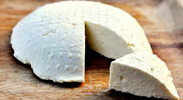 Preparación del queso casero