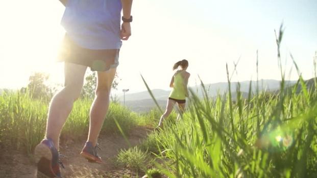El trail running