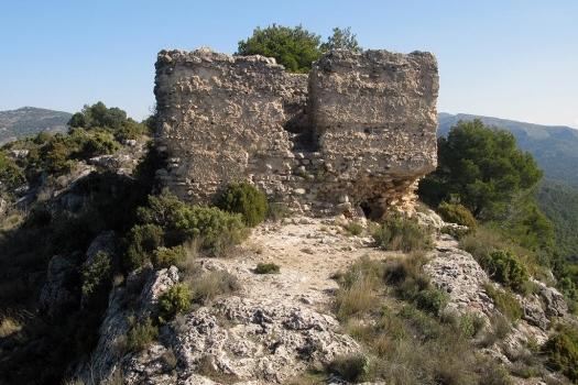 Torres y murallas:  construcciones defensivas  Vall Albaida