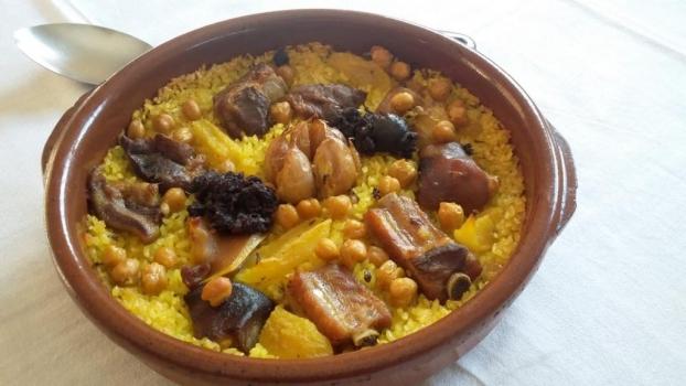Tradición en Ontinyent: el bou en corda, la cassola al forn y las fiestas de la Puríssima