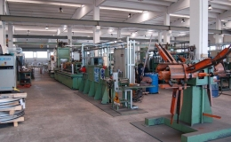 Stainless Tube Mills