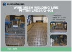 2555-Mesh welding line PITTINI LRD 24/2-408