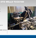 Flying Saw OTO Mills TCCG 160