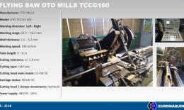 OTO MILLS Flying Saw TCCG 160