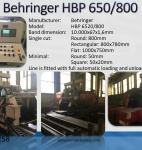 3258 FLC BEHRINGER HBP-650/800