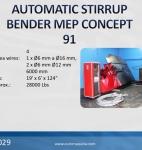 MEP Estribadora Automática Concept 91