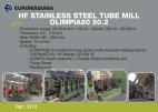 3272 HF Linea de Tubo OLIMPIA 80 50.8x2.5