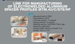 MTM 40 Profil Line