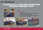 2527 Corte por plasma Messer OmniMat DUO 30x5.5M...