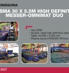 2527 Plasma Cutting Messer OmniMat DUO 30x5.5M HD