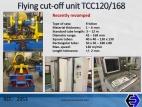 2953 6inch Flying Saw OTO Mills TCC 120/168...