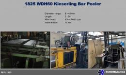 KIERSERLING Descortezadora WDH60