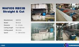 WAFIOS Straight & Cut RB53B