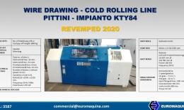 PITTINI-IMPIANTO Cold rolling line KTY84