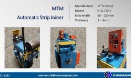 MTM Empalmadora automática