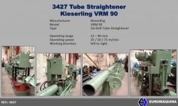 KIESERLING Enderezadora de Tubos VRM90