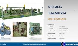 OTO MILLS Línea de tubos 50x4