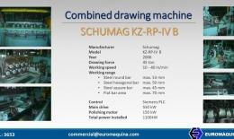 SCHUMAG Línea Combinada KZ-RP-IV B