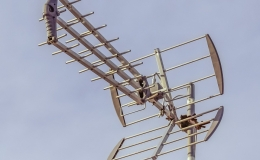 Antena Terrestre Individual y Colectiva