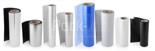 Bolsas y fundas de aluminio y más materiales