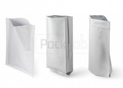 bolsa de aluminio termosellables